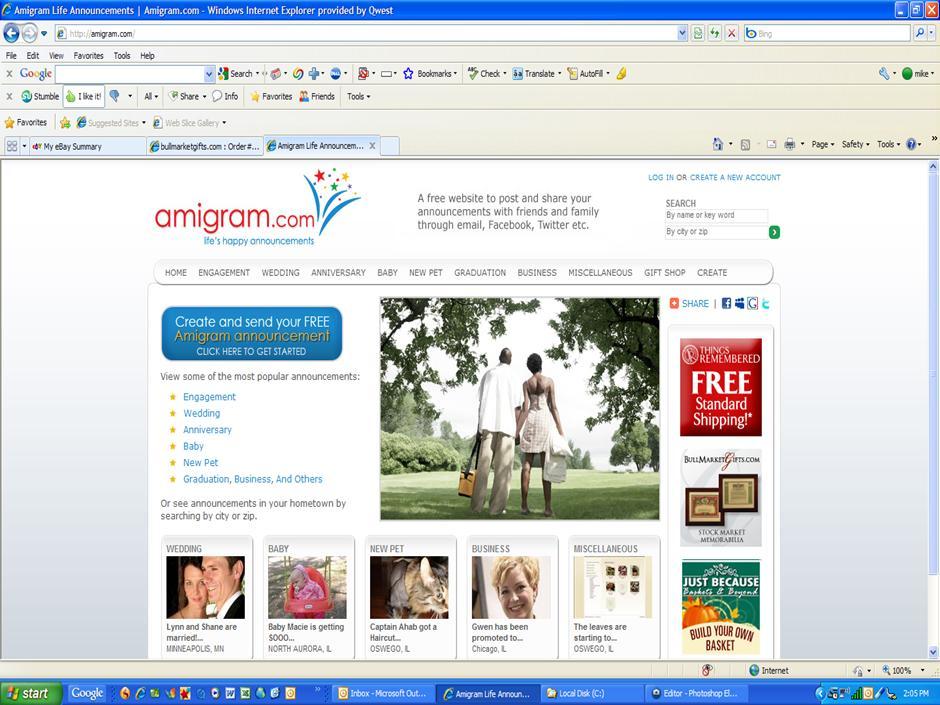 Amigram com