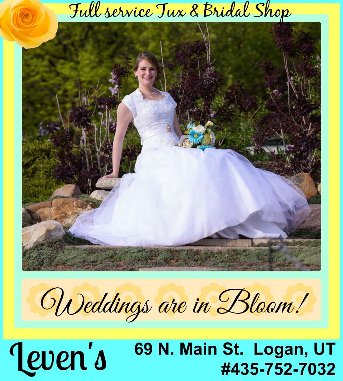 Bridal Shops In Logan Utah
