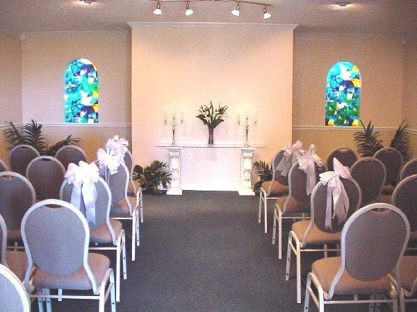 Wedding Chapels In Fullerton California